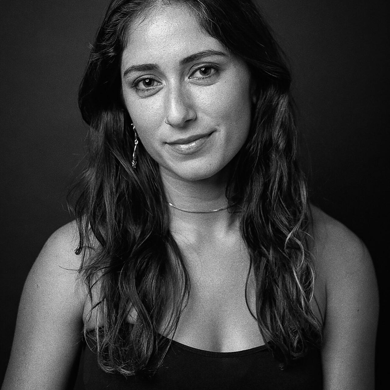 her wild vision headshot (photo by Marc Anthony Cherubin)
